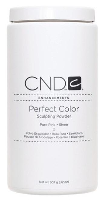 CND Perfect Color Sculpting Powders, Pure Pink Sheer 32oz