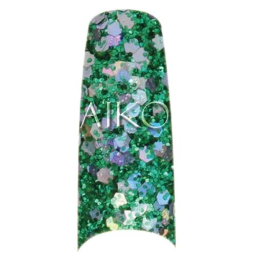 Nail Tips Design- AIKO 102 Tips -  #115, Buy 1 Get 1 FREE