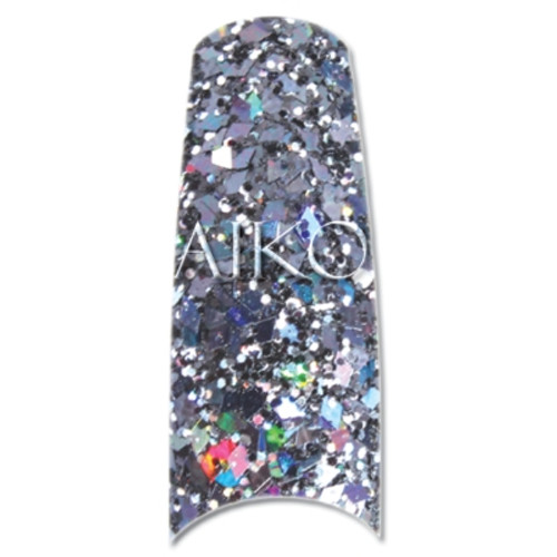 Nail Tips Design- AIKO 102 Tips -  #136, Buy 1 Get 1 FREE