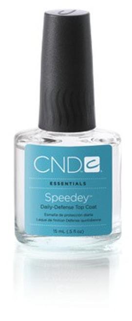 CND Speddy Daily-Defense Top Coat .5 oz