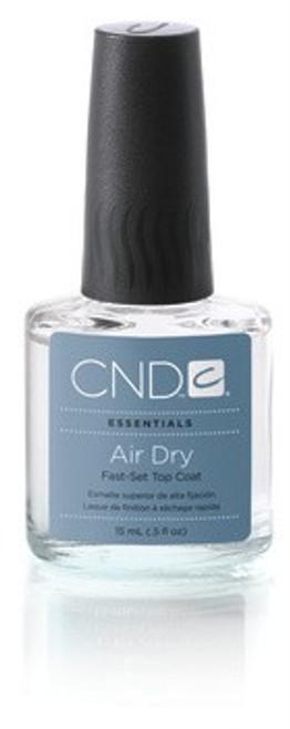 CND Air Dry Fast-Set Top Coat .5 oz