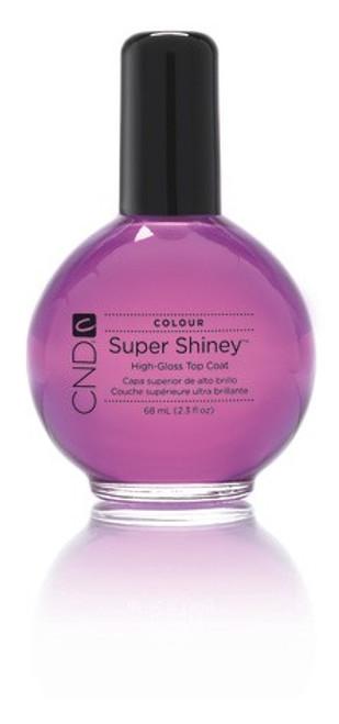 CND Super Shiney High-Gloss Top Coat, 2.3oz