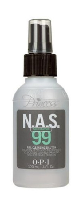 OPI N.A.S 99 Nail Cleasing Solution 4 oz