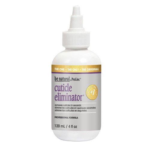 Be Natural Cuticle Eliminator 4 oz