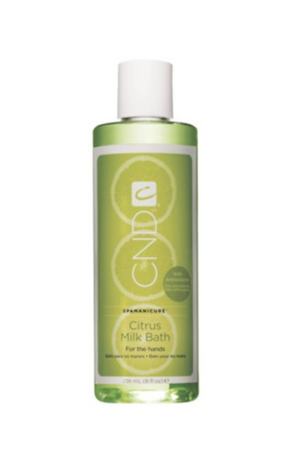 CND Citrus Milk Bath, 8oz
