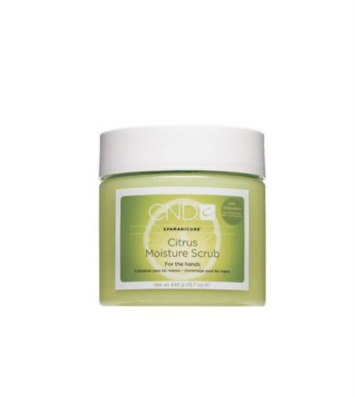 CND Citrus Moisture Scrub, 15.7oz