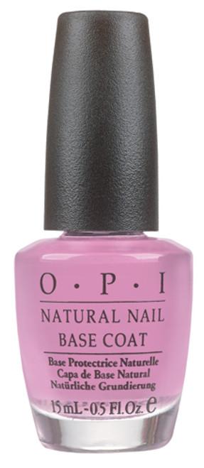 OPI Natural Nail Base Coat: Extended-Wear Formula .5 oz
