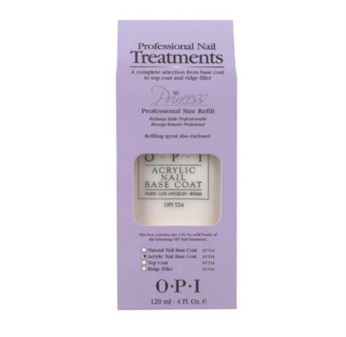OPI Acrylic Nail Base Coat: Stain-Resistant Formula 4 oz
