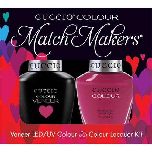 Cuccio Match Makers, Argentinian Aubergine #6014