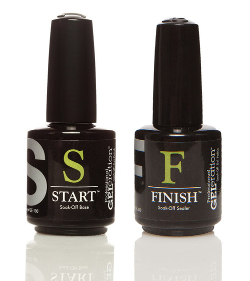 Geleration by Jessica - Base and Top 0.5 oz