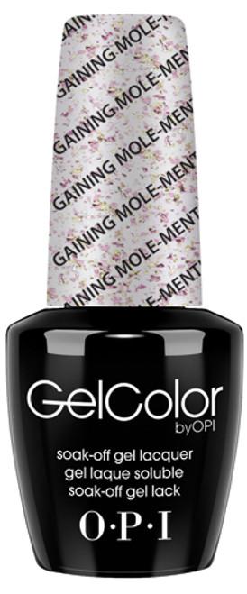 OPI Gelcolor, Gaining Mole-mentum - 0.5 oz - GCM80