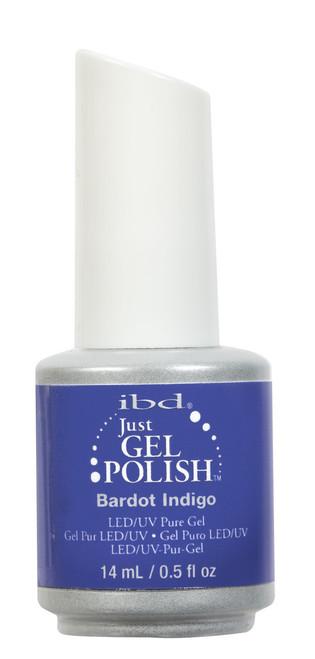 IBD Just Gel Polish - Bardot Indigo .5 oz #56980
