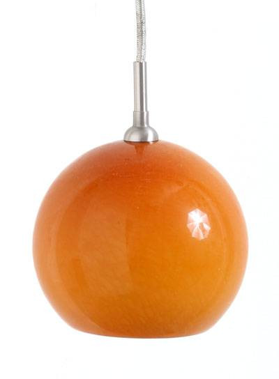 sweetie orange ball pendant light ball pendant lighting