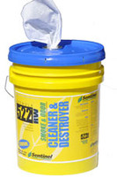 SENTINEL 522RW Smoke & Odor Restoration Cleaning Wipes