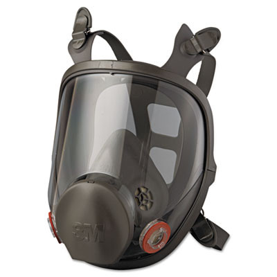 3m™ 6900 full face respirator, large cleaner solutions inc.