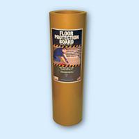 "Heavy Duty Floor Protection Board 38"" x 100' Roll"