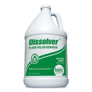 Dissolver Floor Polish Remover By Basic Coatings