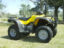 Honda Rancher 400AT Extreme Snorkels Kit
