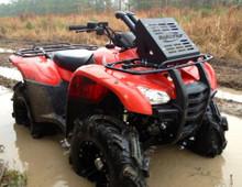 Honda Rancher 420 (See apps) Radiator Relocation/Snorkel Combo Kit