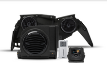 400 watt stereo, front speaker, and subwoofer kit for select Maverick X3 models