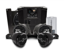 400 watt stereo, front lower speaker, rear speaker, and subwoofer kit for select Polaris RANGER®