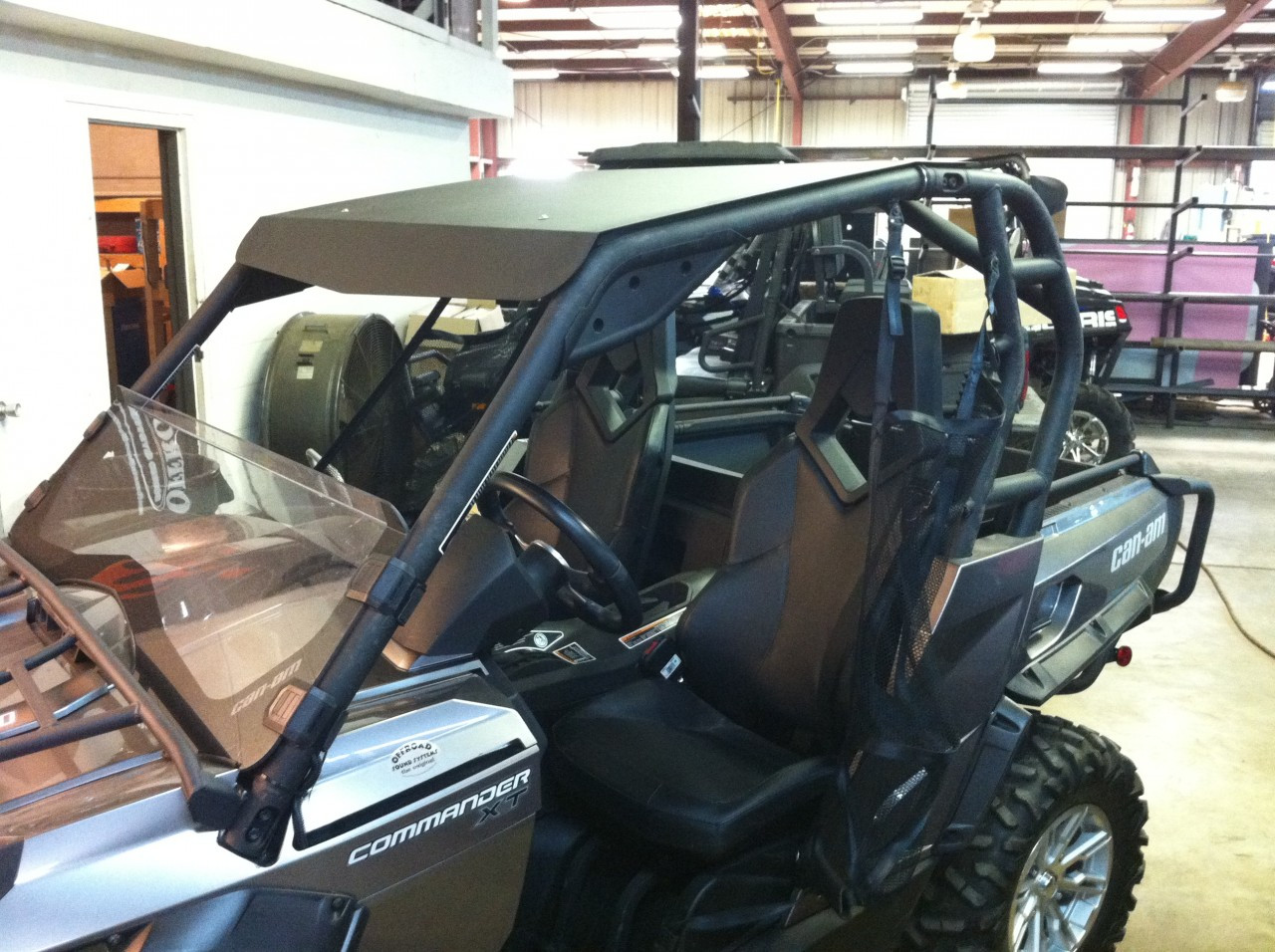 Can Am Commander Fully Loaded Roof Offroad Sound Systems
