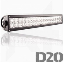 "Delta 20"" Dual Row Combo Beam LED Light Bar"