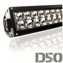 "Delta 50"" Dual Row Combo Beam LED Light Bar"