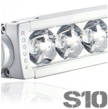 "Sigma 10"" Single Row Combo Beam LED Light Bar"