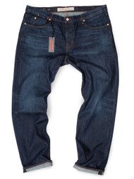 Big and Tall Jeans. Dark Wash Big Mens jeans made in USA.