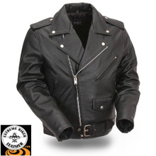Superstar FMM200BMP Men's Classic M/C Jacket | First Manufacturing