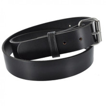 "PB305 P&B Harness Plain Black 1.5"" Belt"