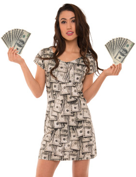 Mo' Money Dress