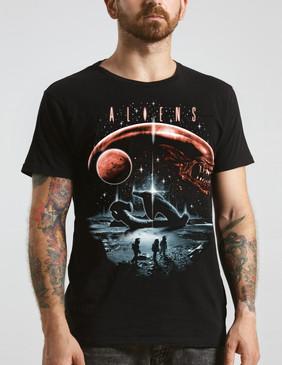 Alien AR Tee