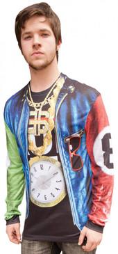 Faux Real Old School Rapper