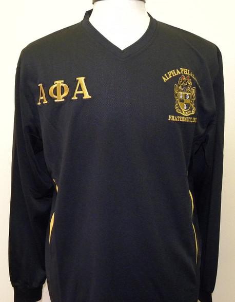 Alpha Phi Alpha Fraternity Dri-Fit Shirt