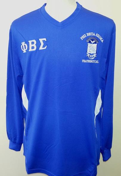 Phi Beta Sigma Fraternity Dri-Fit Shirt
