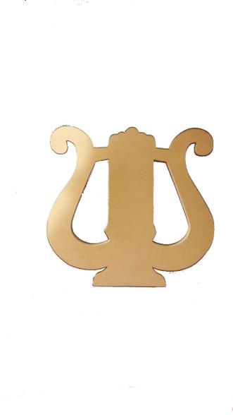Lyre Symbol Board