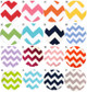 Fabric Buttons- Chevron Fabric