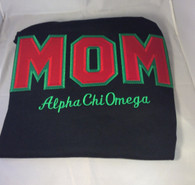 Shirt Inspiration-Alpha Chi Omega Sorority Mom Shirt