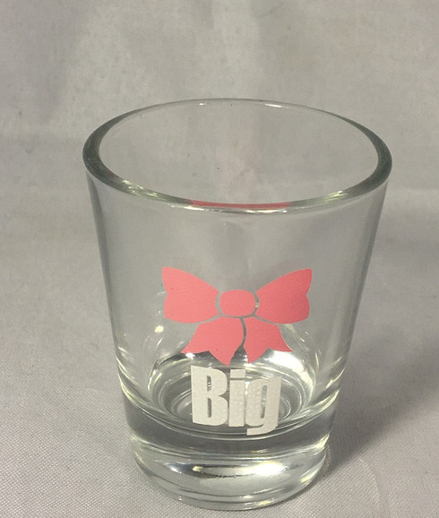 Big Shot Glass
