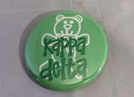 Kappa Delta Sorority- Symbol Button-Small