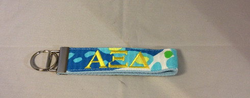 Alpha Xi Delta Sorority Key Fob