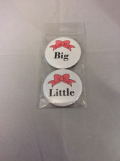 Big Little Button Set