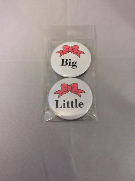 Big Little Button Set