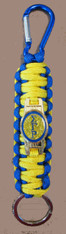 Sigma Gamma Rho Sorority Paracord Key Chain