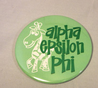 Alpha Epsilon Phi Sorority- Symbol Button-Large
