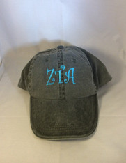 Zeta Tau Alpha ZTA Sorority Hat