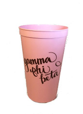 Gamma Phi Beta Sorority Cup