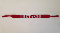 Theta Chi Fraternity Croakies/ Sunglass Holders
